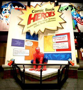 Comic Book Heroes!