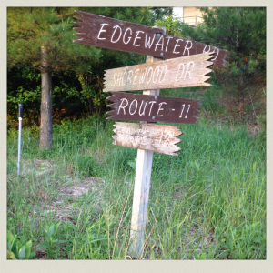 Edgewater Rd.